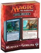 MtG Duel Deck: Merfolk vs Goblins