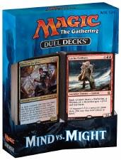 MtG Duel Deck: Mind vs Might