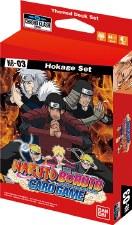 CC Naruto Boruto CG Hokage Set(ChronoClash)