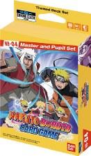 CC Naruto Boruto CG Master & Pupil Set (ChronoClash)