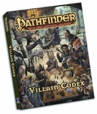 PFD RPG Villain Codex Pocket Ed