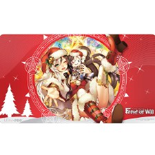PM FoW Christmas Ltd Ed ('15)Play Mat