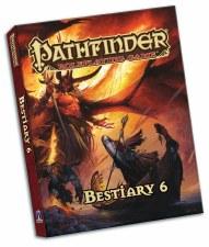 Pathfinder Bestiary 6 PE