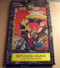 Spider-Man Collectors PackSpiderman and X-Factor: Shadow