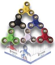 Spinner: Metallic Handheld Rotate Spinner