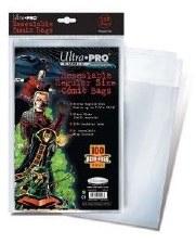 SH: Comic Bags - Regular Resealable Pack (100)