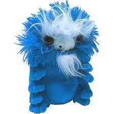 Bag: Blue Skittermander Gamer Pouch (Starfinder)