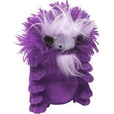 Bag: Purple Skittermander Gamer Pouch (Starfinder)