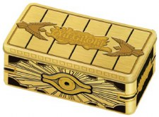 YGO 2019 MegaTin: Gold Sarcophagus