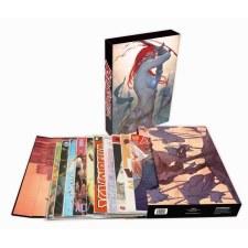 Box, Stor-Folio Red Sonja