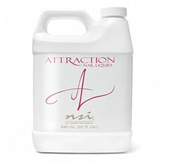 Attract Nail Liquid 32oz/946.3