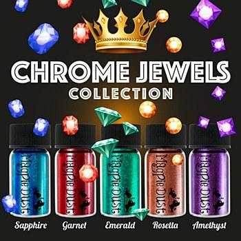 Chrome Jewels Amethyst