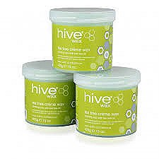 Hive Wax Tea Tree 3for2 Bag