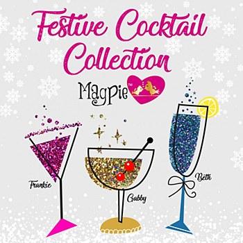 Magpie Festive cocktail glitt