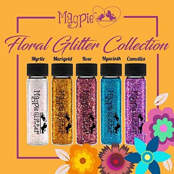 Magpie Floral Collection