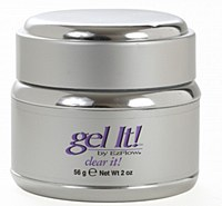 Gel It Clear It 2oz LED / UV