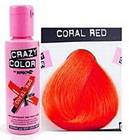 Crazy Colour Coral Red 57