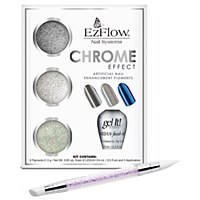 Ezflow Chrome Effect Kit