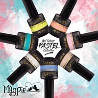 Pastel collection 7 colors MP