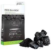 Voesh Pedi in a box Charcoal