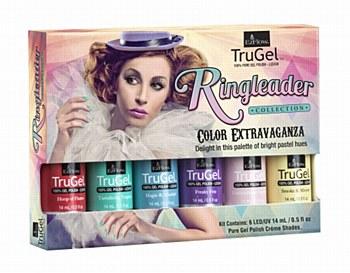 TruGel Ringleader 6pc Kit-Incl