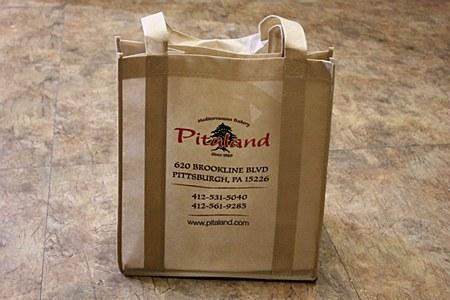 Pitaland Tote Bag
