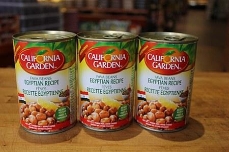 California Garden Egyptian Recipe Fava Beans 16oz