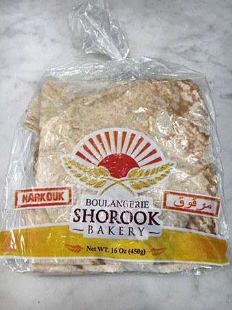 Shorook Markouk Bread 16oz