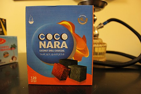 Coco Nara Coconut Charcoal 120pc