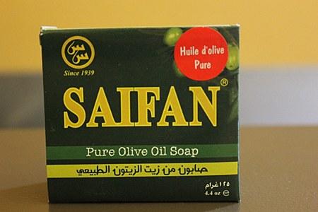Saifan Olive Oil Soap