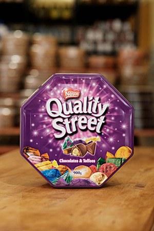 Nestle Quality Street Chocolates 900g