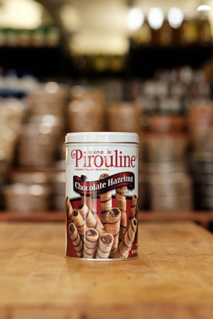 Pirouline Choc/Haze Wafer 400g
