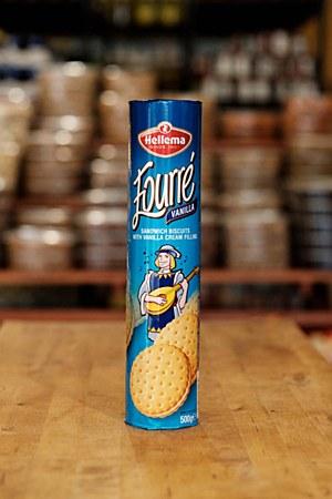 Hellema Vanilla Biscuits 500g