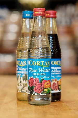 Cortas Rose Water 10oz