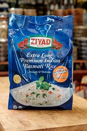Ziyad Basmati Rice 10lbs