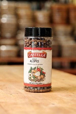Castella Whole All Spice 5oz