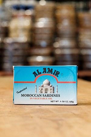 Al Amir Sardines in Oil 38oz