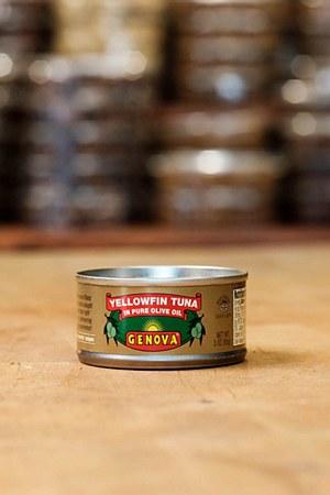 Genova Tuna Olive Oil 3oz