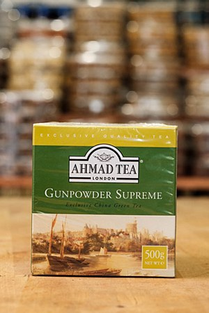 Ahmad Gun Powder Tea 100ct
