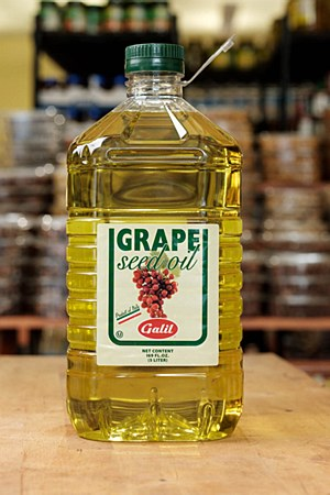 Galil Grape Seed Oil 5 Lt