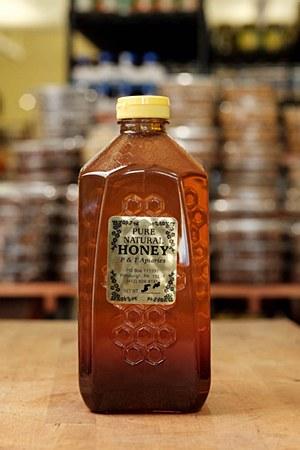 P & T Apiaries Honey 5 Lb