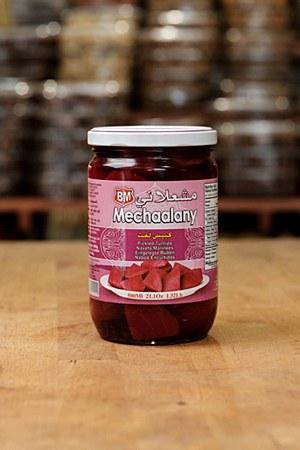 Mechaalany Pickled Turnips 21.1oz
