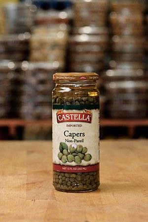 Castella Capers 12oz