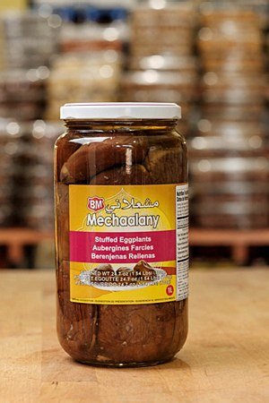 Mechaalany Stuffed Eggplants 24.7oz