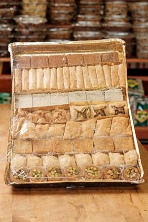 Shatila Mixed Pastries Large