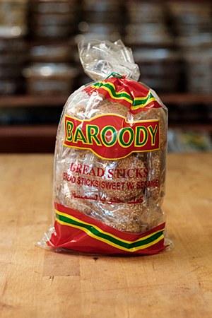 Baroody Sesame Cookies 300g