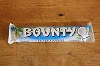 Bounty Blue Chocolate 58g