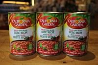 California Garden Peeled Secret Recipe Fava Beans 16oz