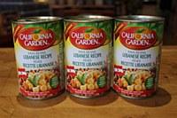 California Garden Lebanese Recipe Fava Beans 16oz