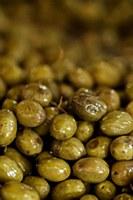 Green Lebanese Olives 1 lb
